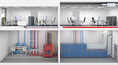 Системы для автоматизации зданий