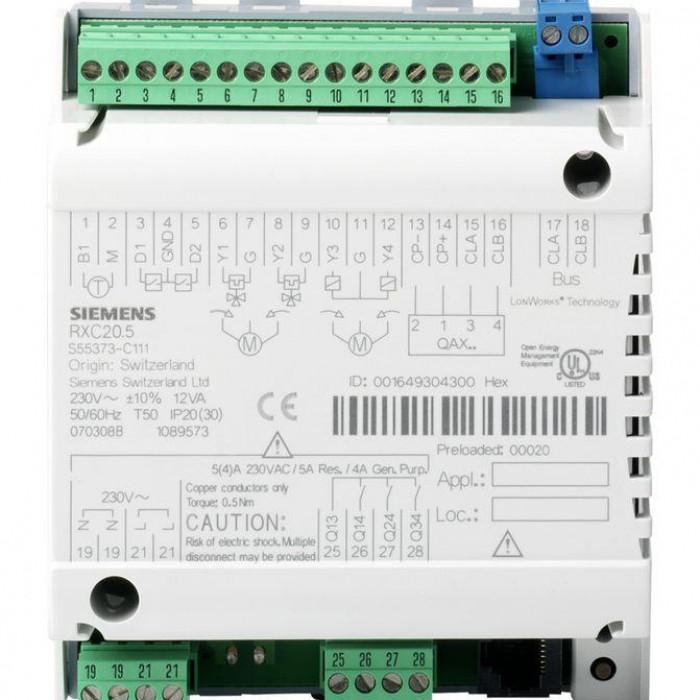 RXC20.5/00020 | S55373-C111
